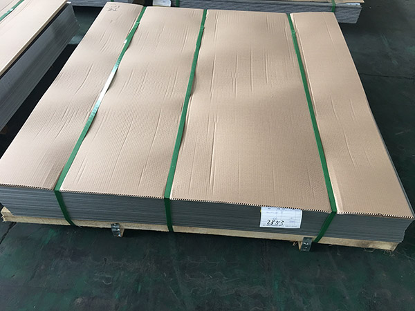 stainless steel sheets.